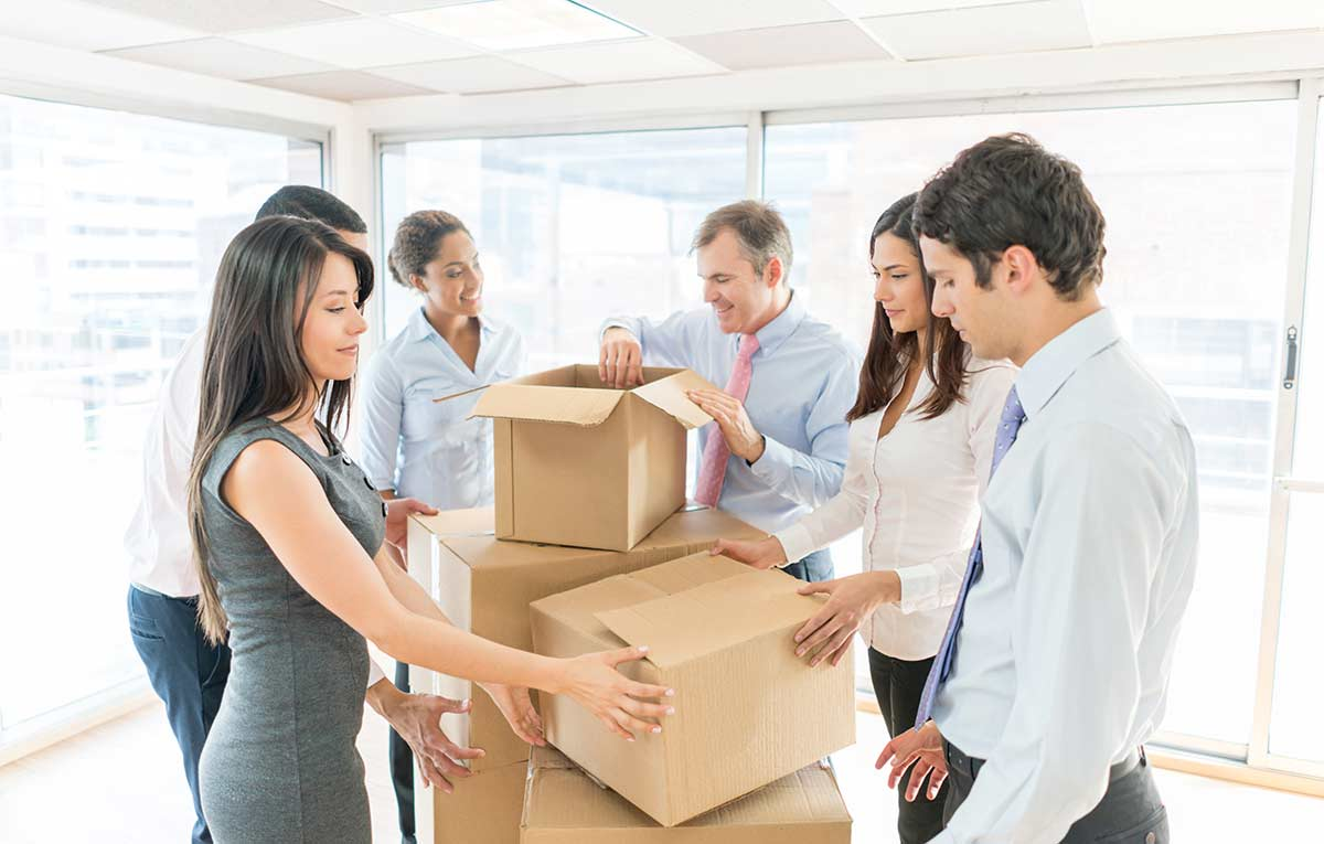 The transfer of your company, office or store cannot be improvised.