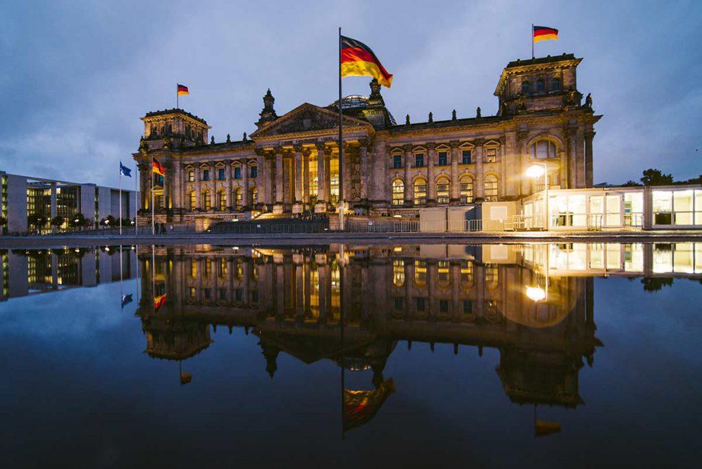 Avec T2M, déménagez en Allemagne